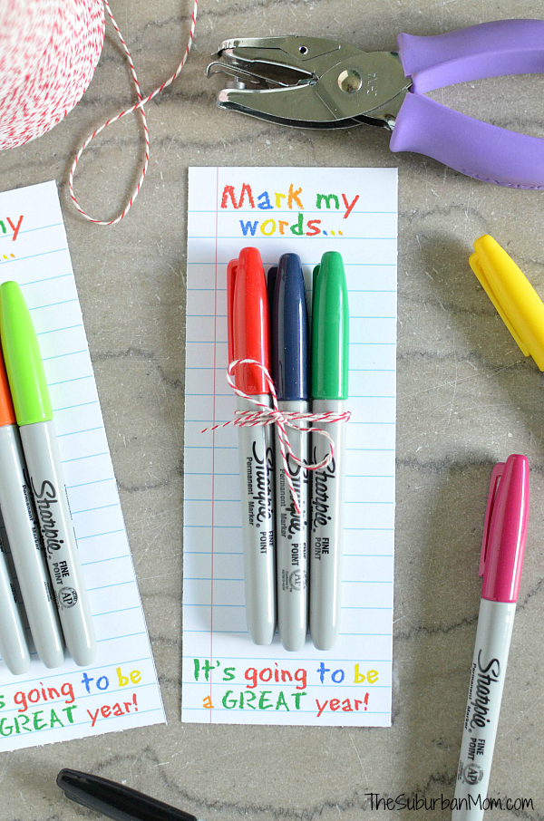 valentine's day preschool quotes - 24 School Supply Gift Ideas for Teachers