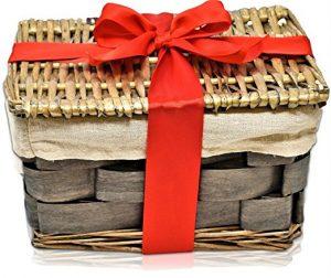 Lindt Chocolate gift basket