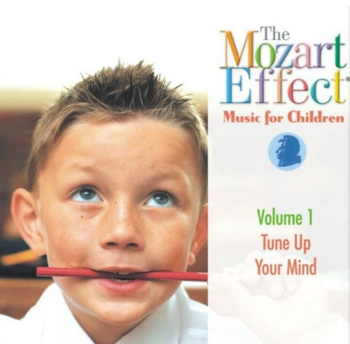 The Mozart Effect music cd