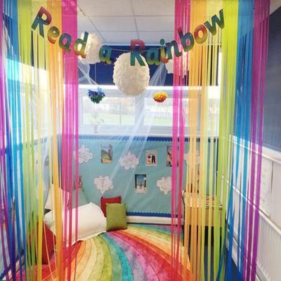 Read A Rainbow reading area