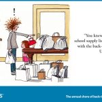 back to school frazzled wife cartoon for twitter