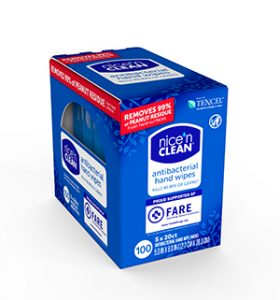 Nice 'n CLEAN 100 ct wipes