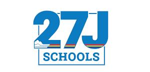 27J school district logo
