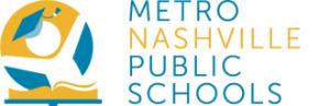 Metro Nashville school district logo