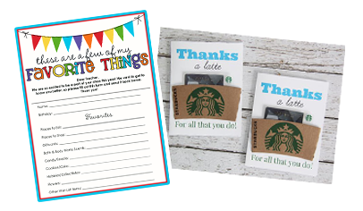 8 Ideas For Teacher Gifts They'll Love