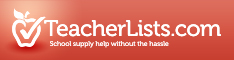 Visit TeacherLists.com