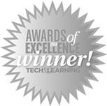 Awards of Excellence Winner Tech&Learning